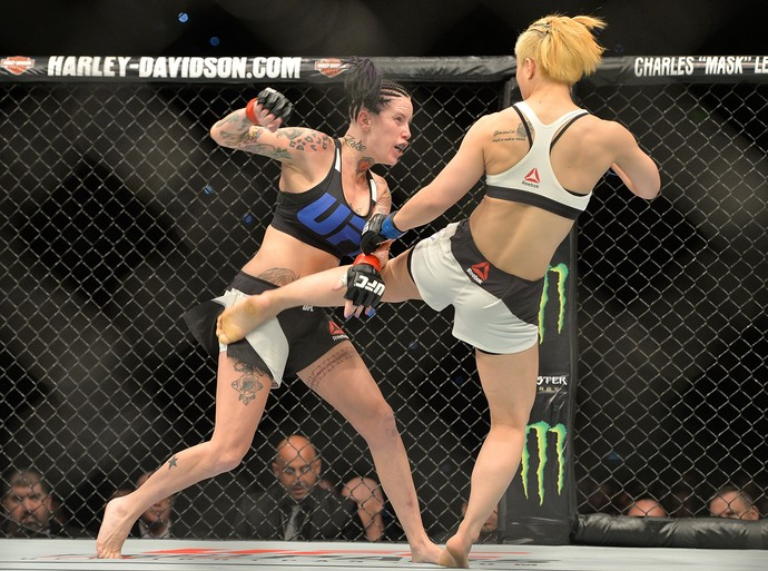 Bec Rawlings Seohee Ham UFC Brisbane (Foto: Getty Images)