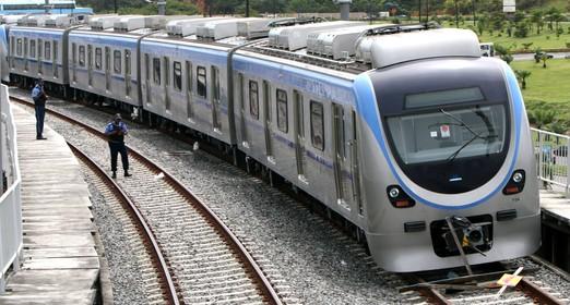 Vai ter  metrô (Elói Corrêa/ AGECOM)
