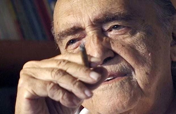 """Imagem do filme """"Oscar Niemeyer, A Vida é um Sopro"""" (Foto: Fernanda Mayrink)"""
