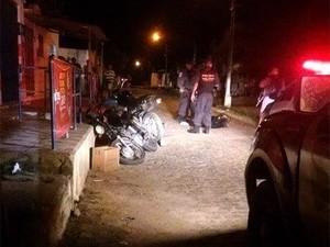 Confronto com a PM aconteceu na comunidade de Guanduba (Foto: Divulgação/PM)