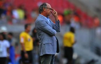 """Para Falcão, arbitragem """"tirou chance"""" do Sport chegar no G-4 do Brasileirão"""