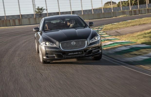 Jaguar XJ (Foto: Divulgação)