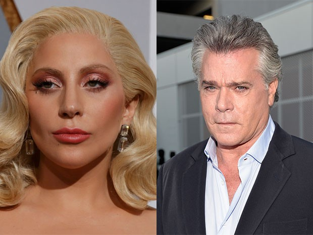 Lady Gaga e Ray Liotta (Foto: Reuters | Getty Images)