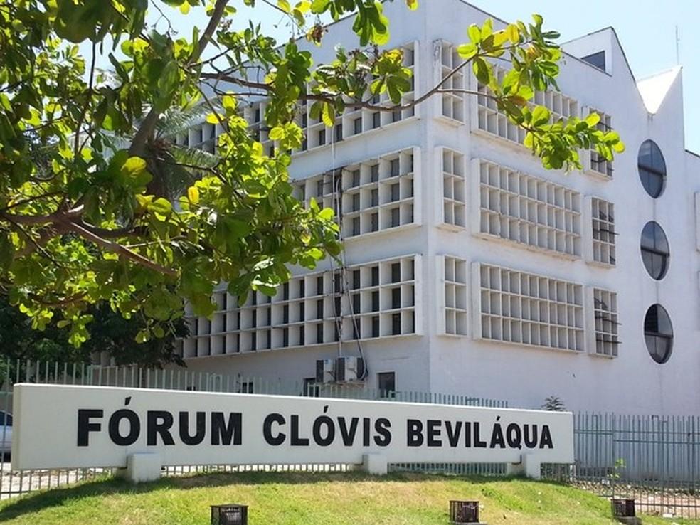 Ceará realiza a II Semana Estadual do Júri. erão realizados 25 julgamentos no Fórum Clóvis Beviláqua, em Fortaleza. (Foto: Divulgação/TJCE)