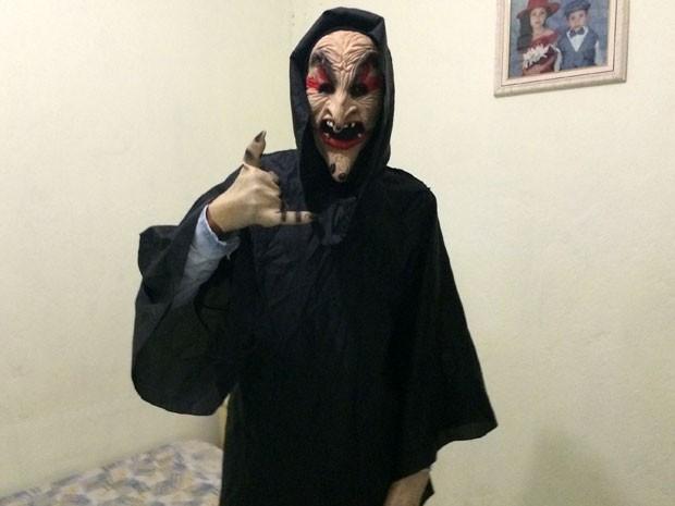 Resultado de imagem para G1 PARÁ Palhaço assustador é detido pela Polícia Militar no nordeste do Pará