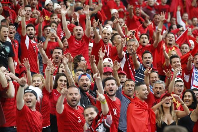 França x Albânia - Eurocopa 2016 - globoesporte.com 7062d04a3e75b
