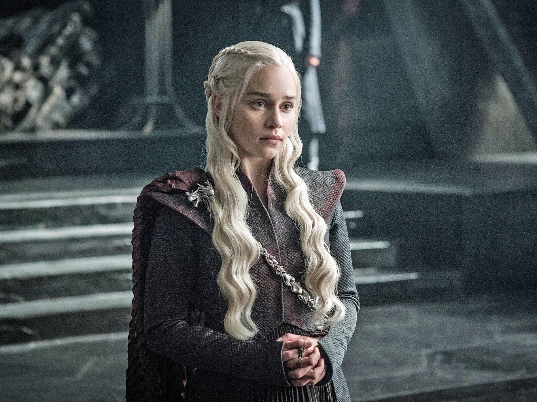 Daenerys Targaryen chega em Westeros na nova temporada de 'Game of Thrones' (Foto: Divulgação )