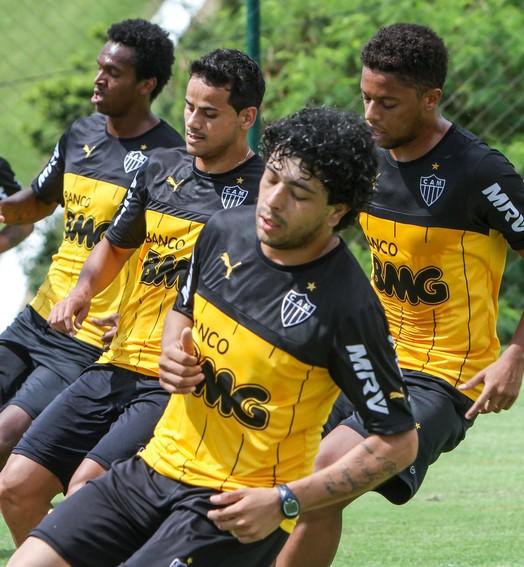 agora vai (Bruno Cantini/Flickr do Atlético-MG)