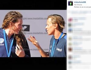Federica Pelegrini post no instagram (Foto: Reprodução / Instagram)