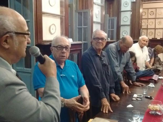 Cyro de Mattos é eleito integrante da cadeira 22 da Academia de Letras da Bahia (Foto: Divulgação/ALB)
