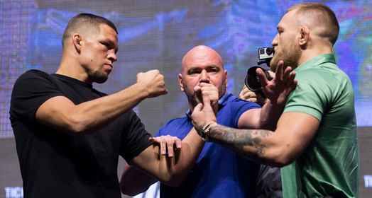 Agenda ufc (Getty Images)