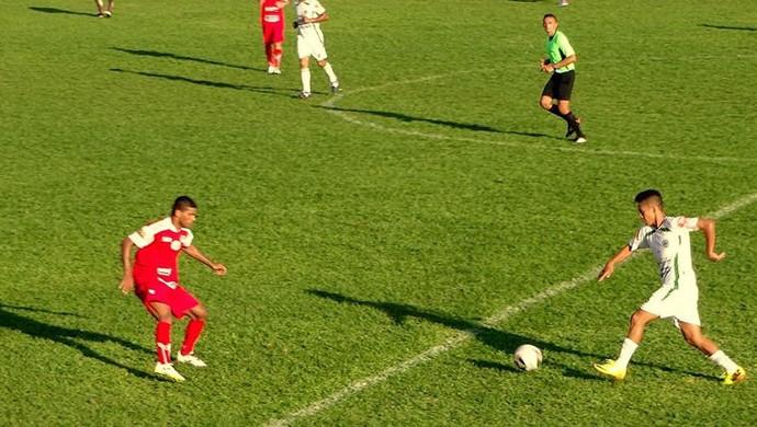 Guaraí garantiu a classificação com duas vitórias contra o Taquarussú (Foto: Paulo Júnior/TV Lobão)
