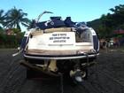 Polícia Civil apura morte após batida entre lanchas no litoral de São Paulo