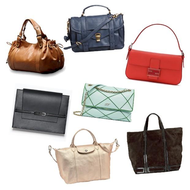 A Vanity Fair listou as sete it-bags que mudaram os anos 2000 e levaram  casas de moda para o topo do pódio 8f33cb82454