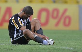 Junior Cesar Botafogo x Palmeiras (Foto: André Durão / Globoesporte.com)