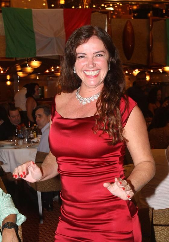 Luma de Oliveira,atriz (Foto:  Marcos Ramos )