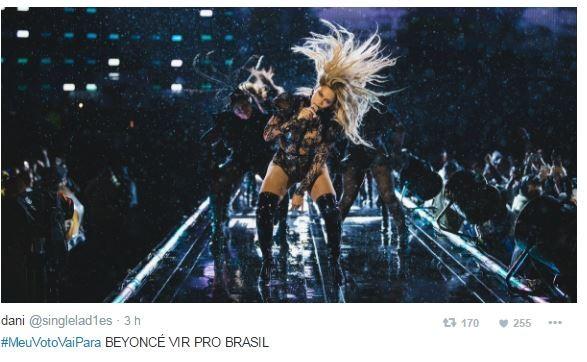Beyoncé (Foto: Reprodução / Twitter)
