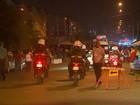 Bombeiros liberam sambódromo para desfiles em Porto Alegre