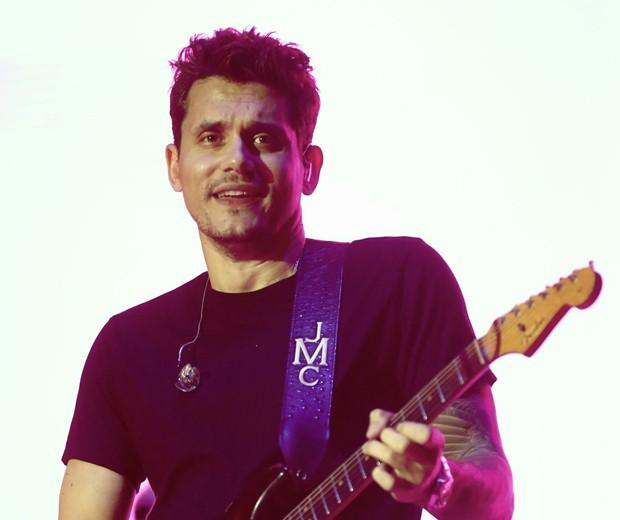 John Mayer faz show em São Paulo (Foto: Manuela Scarpa/Brazil News)