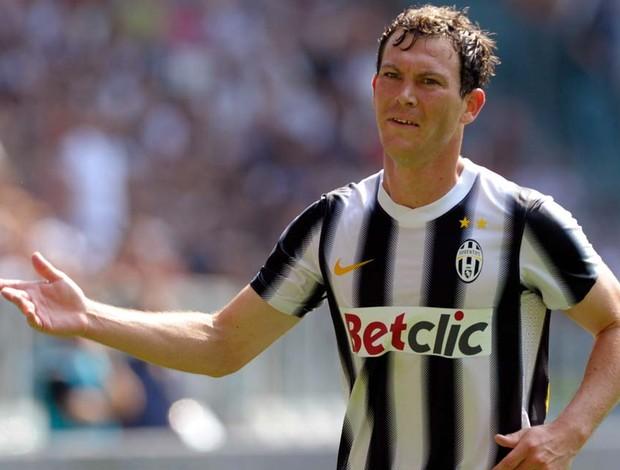 Zagueiro do Juventus é internado para observação após choque (Foto: Claudio Villa / Agência Getty Images)
