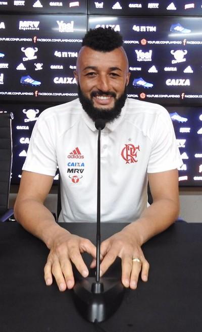 Alex Muralha Flamengo (Foto: Fred Gomes/GloboEsporte.com)