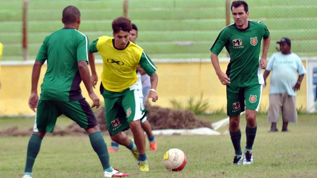 Treino do Barretos (Foto: Jânio Munhoz / Barretos EC)