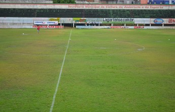 Barretão terá arquibancada móvel e Lagarto poderá voltar ao estádio