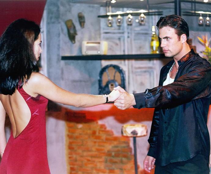 Carlos Casagrande participou de 'Malhação' no início da carreira (Foto: Cedoc / TV Globo)