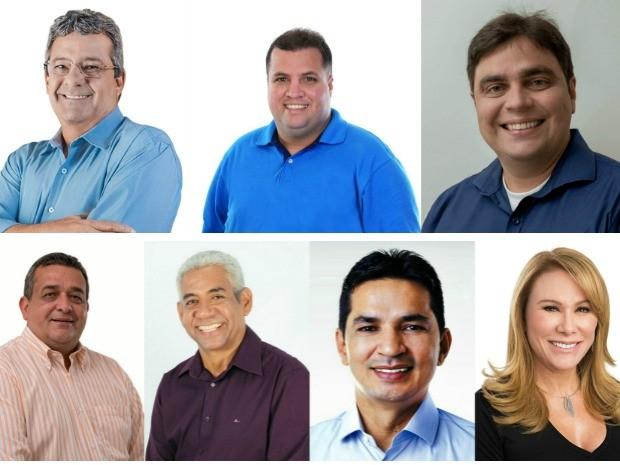 Sete candidatos à prefeitura participam de debate na quinta-feira (29) (Foto: Divulgação)