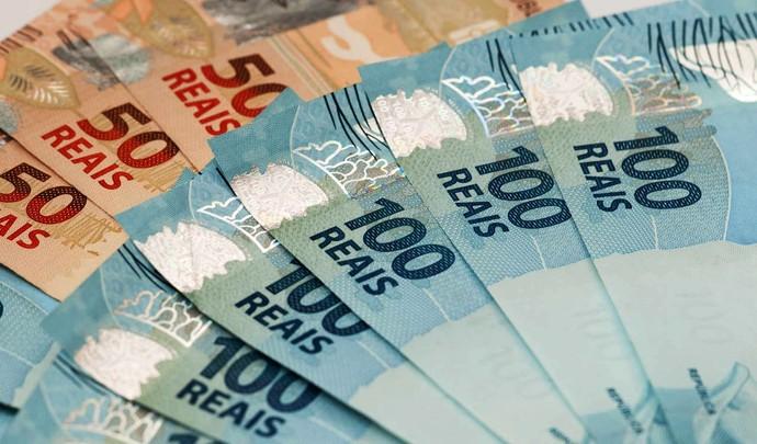 Dinheiro (Foto: GloboEsporte.com)