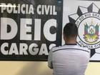 Suspeito de dezenas de assaltos a bancos é preso no RS, diz polícia