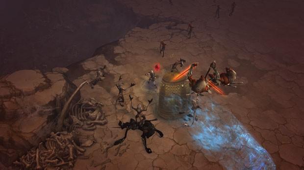 Monge é uma das classes de 'Diablo III' (Foto: Divulgação)