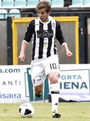 Thomás siena (Foto: Reprodução / Site Oficial do Siena)