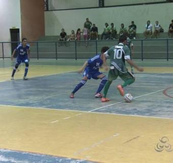 Futsal Roraima Sub-14 (Foto: Reprodução/TV Roraima)