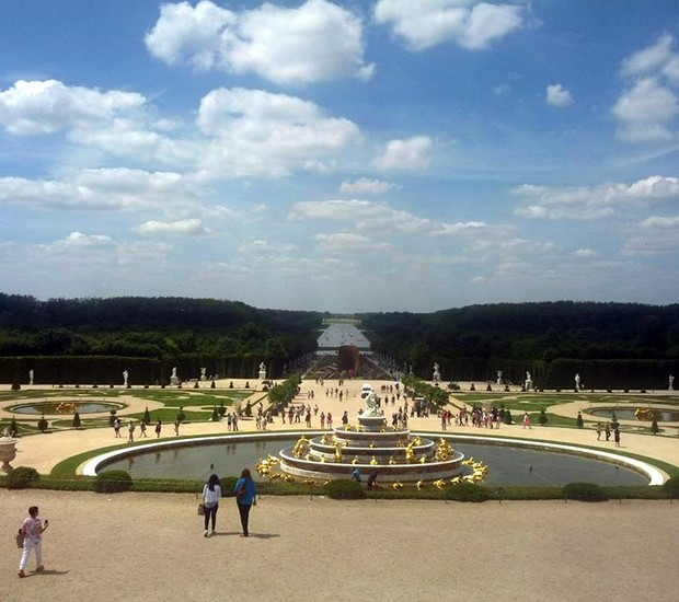 Palácio de Versalhes – Paris, França (Foto: Reprodução / Facebook)