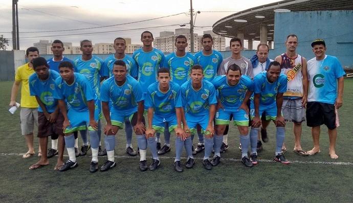 Equipe do Bernardos venceu futebol 7 (Foto: Divulgação/Bernardos)