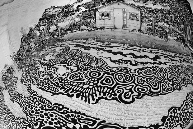 Oiwa Island  (Foto: Cortesia do Oscar Oiwa Studio )