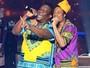 Dupla Dois Africanos participa ao vivo do RJ1