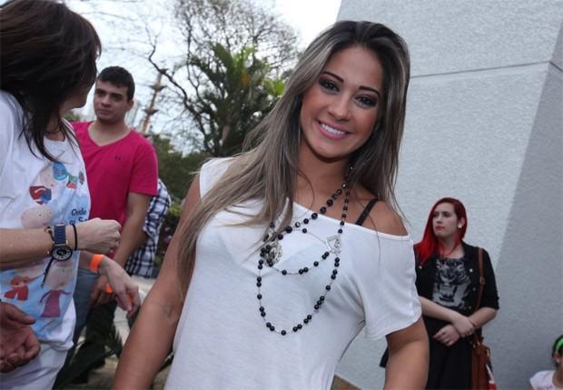 Mayra Cardí  (Foto: Thiago Duran/AgNews )