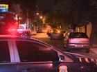 Homem é baleado em tentativa de roubo de viatura da Polícia Federal