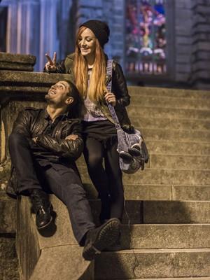 'Uma amizade levou ao amor', fala Daniel Rocha sobre os personagens (Foto: Gshow)