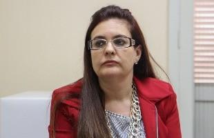 Advogada Carla Missurino faz parte da defesa da jovem violentada (Foto: Amanda Rocha/Tribuna)