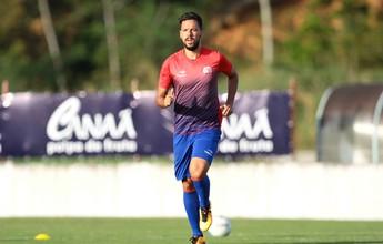 Marco Antônio mira pré-temporada e projeta 2017 mais forte pelo Náutico