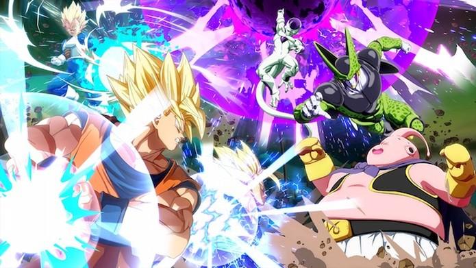 Dragon Ball FighterZ: confira a análise (Foto: Reprodução / Victor Teixeira)