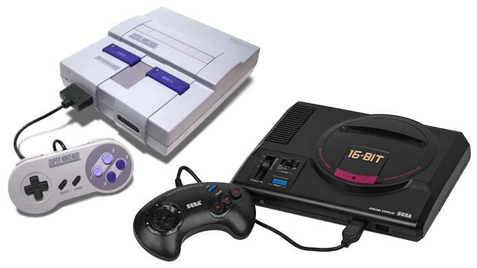 Mega Drive e Super Nintendo? Veja o comparativo dos consoles das antigas (Foto: Reprodução)