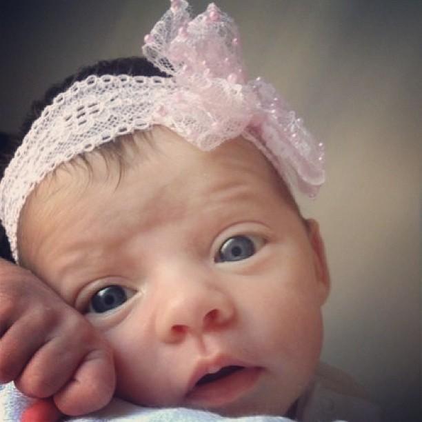 Maria Eduarda, filha de Henri Castelli (Foto: Reprodução/ Instagram)
