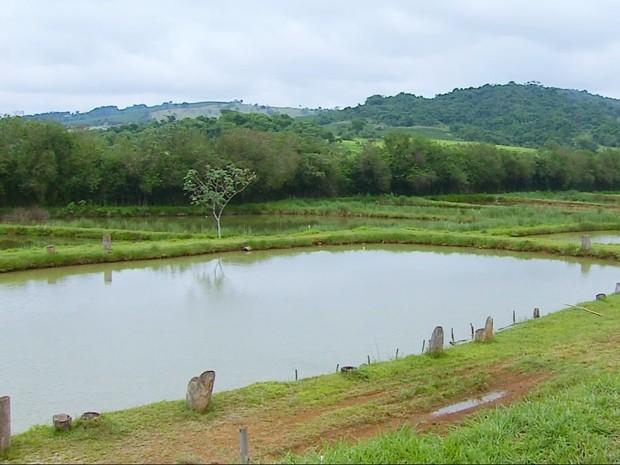 Produtor rural doou dois tanques de água para a prefeitura de Nepomuceno (Foto: Reprodução EPTV)