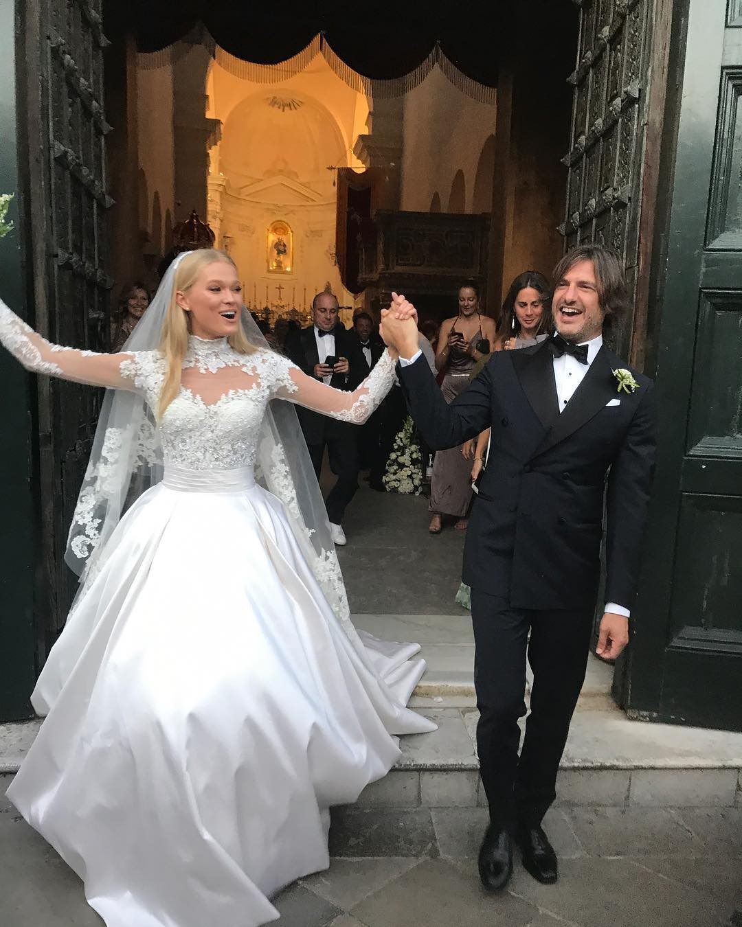 Casamento de Vita Sidorkina-Morabito (Foto: Instagram/Reprodução)