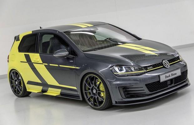 Volkswagen Apresenta Golf Gti Dark Shine Auto Esporte
