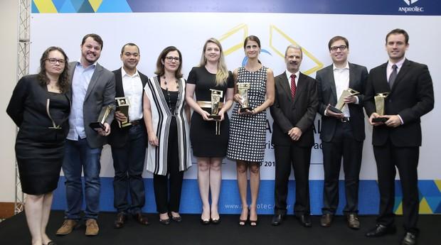 """Marcus Figueredo, CEO da HI Technologies: ele venceu na categoria """"Melhor Empresa Graduada"""" (Foto: Fabiano Candido/PEGN)"""